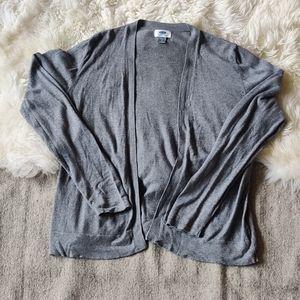 💜 Cotton Cardigan